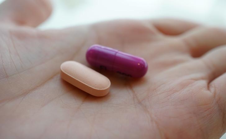 2種類の薬